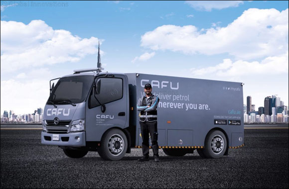 HINO trucks dominate the UAE's fuel delivery sector