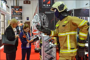 World security, safety and fire protection experts converge in Dubai for Intersec