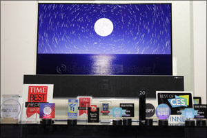 Lg Electronics Collects Record Number of Awards at Ces 2020