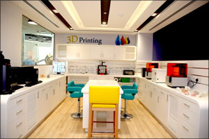 DHA Drives Forward Patient Care with Pioneering 3D Printing Lab