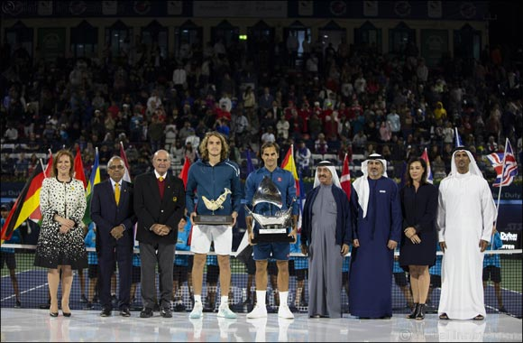 Dubai Duty Free Tennis Championships Celebrates 20th  Anniversary of WTA Tennis Thrills