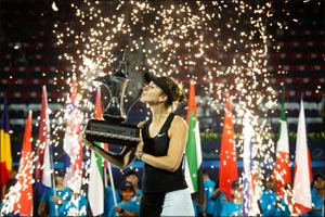 Dubai Duty Free Tennis Championships Celebrates 20th  Anniversary of WTA Tennis Thrills