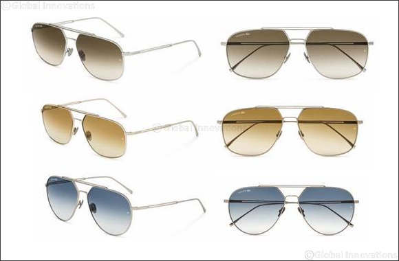 Lacoste Eyewear Launches the New Paris Collection