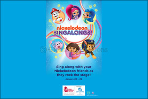 Nickelodeon Singalongs! is bringing the party to City Centre Deira
