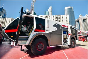 Future of safety, security and fire protection on display at Intersec 2020