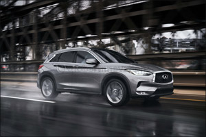 Infiniti's Top Priority Remains Overall Safety of Its Customers