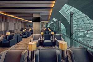 Plaza Premium Lounge Landed Dubai International