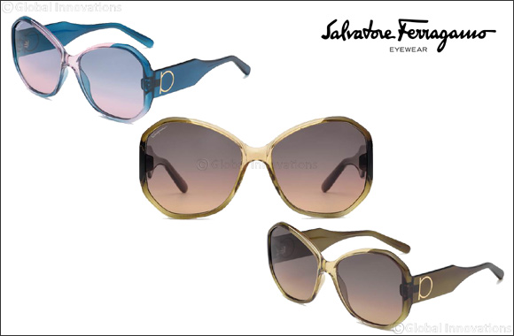 Salvatore Ferragamo Creates a New Sunglass Style  Focused on Modern Glamour and Sustainable Innovation