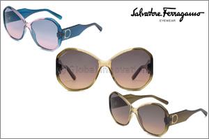 Salvatore Ferragamo Creates a New Sunglass Style  Focused on Modern Glamour and Sustainable Innovati ...