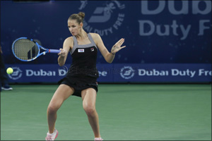 Roger Federer and Belinda Bencic Ready To Defend Their Dubai  Duty Free Tennis Championships Titles