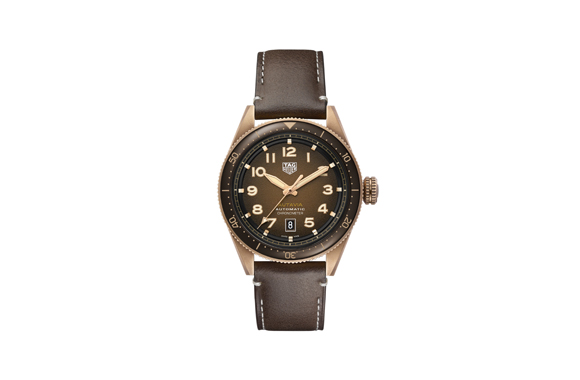 New TAG Heuer Autavia now available in bronze – reinvented for a new generation of travelers