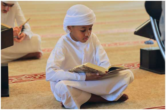 An average of 3,019 students at Maktoum Quran Learning Centers in 2019
