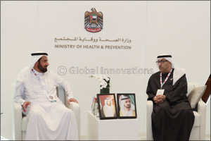 Minister of Health meets Saudi and Kuwaiti Ministers of Health