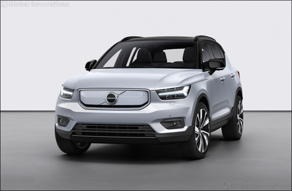 Strong global demand for fully electric Volvo XC40 Recharge P8 AWD