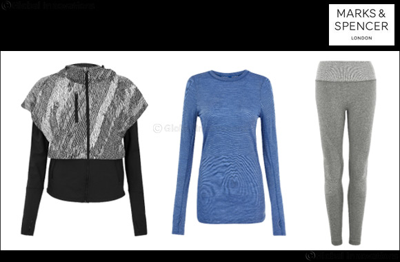 Introducing Stylish Activewear from Marks & Spencer