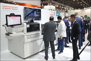 Siemens Healthineers presents solutions supporting digital transformation of healthcare at Arab Heal ...
