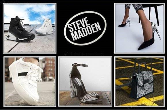 Monochrome Street Styles - Steve Madden