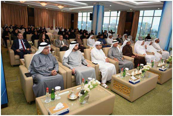 Dubai Customs and University of Dubai mark graduation of 1st batch of Supply Chain and Customs program