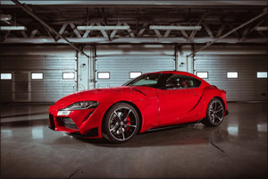 Toyota named number 1 motor vehicle company on  Fortune Magazine's 2020 �World's Most Admired� list