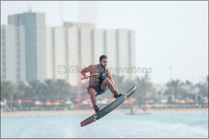 Omeir Aims for Back to Back Wakeboard Wins