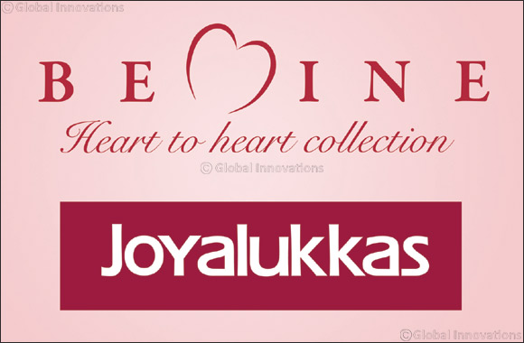 Express Your Love With a Joyalukkas Be Mine Valentine Collection This Valentines Day.