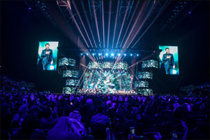 More Than 20,000 People Celebrated the Finale of Dubai Shopping Festival's 25th Edition