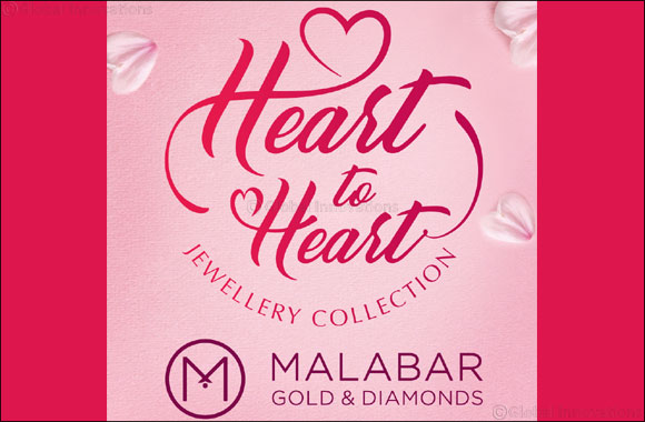 Malabar Gold & Diamonds Unveils 'Heart to Heart' Jewellery Collection to Celebrate the Season of Love
