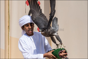 Fakhr Al Ajyal Championship for Falconry Set Record for Most Number of Young Falconers