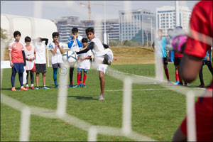Abu Dhabi's Top 14 Teams from UAE Schools and Streets Cups Make it to National Semi-Finals at du Foo ...