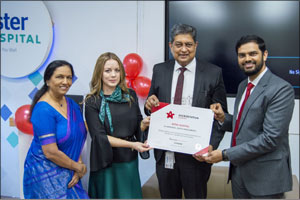 Aster Hospitals Dubai achieves diamond level status from Accreditation Canada