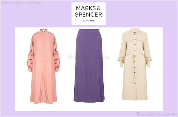 Introducing the Marks & Spencer Spring Collection