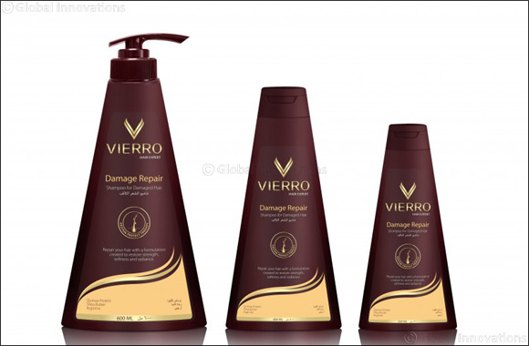 Repairing Your Colour Damaged Hair With Vierro