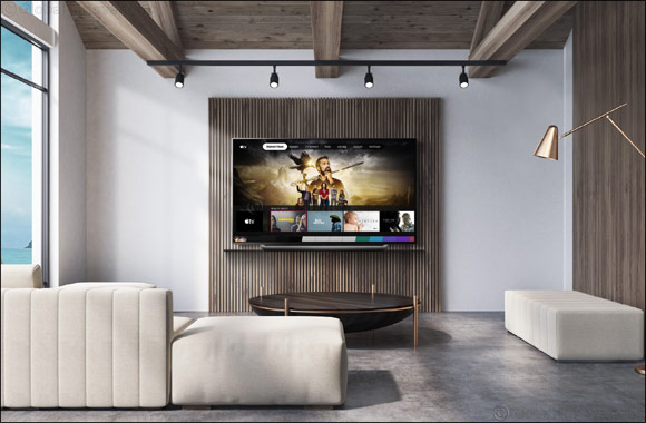 Apple TV App and Apple TV+ Now Available on 2019 Lg TVs in More Than 80 Countries