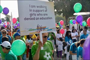 Dubai Cares' Walk for Education Returns With an Energetic and Carnival-like Experience This Year