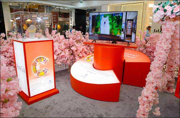 City Centre Deira is Sharing the Valentine's Spirit With a Love Garden and Valuable Prizes