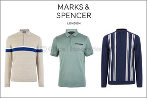Marks & Spencer's Unveils its All New Menswear