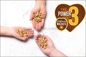 California Walnuts Launches First-Ever Global Marketing Initiative Encouraging Consumers to Embrace  ...