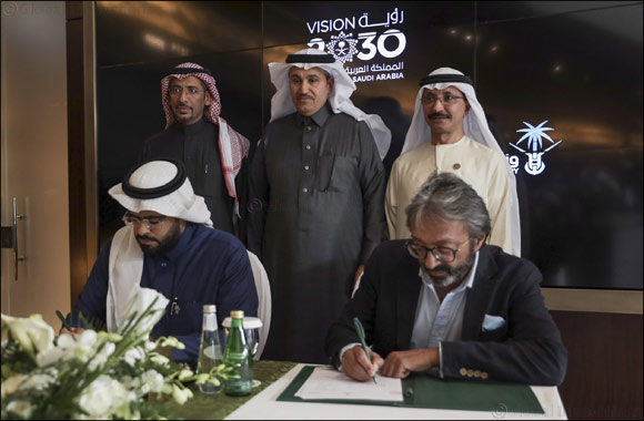 Kingdom of Saudi Arabia Leads with World's First National Hyperloop Study, in Partnership with Virgin Hyperloop One