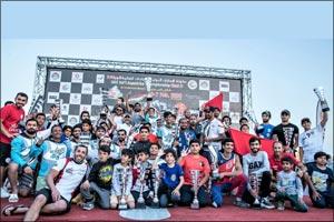 Kuwait Lands UAE Aquabikes Pro' Victory as  Hammadi Secures Double Title Success