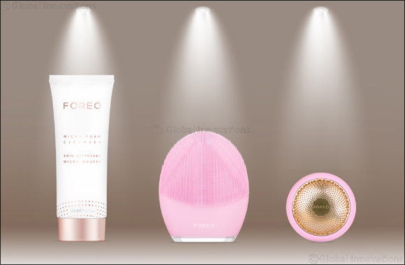 Foreo Reveals Red Carpet Secrets for Fresh & Glowing Skin