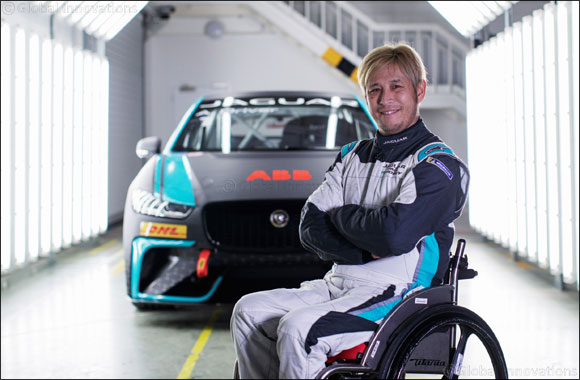 Japanese Driver Takuma Aoki Joins the Jaguar I-pace Etrophy Series With Team Yokohama Challenge