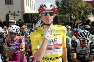 Tadej Pogačar Wins the Vuelta Valenciana