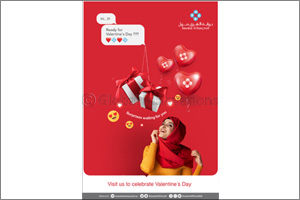 Bawabat Al Sharq Mall Welcomes Visitors  For Special Valentine's Day Surprise