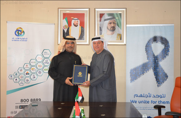 Union Coop to Support Dubai Autism Center