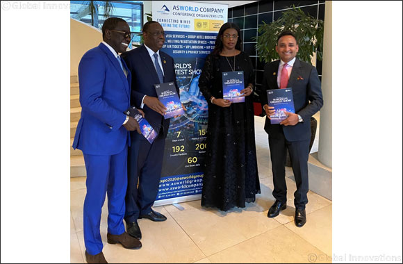 AS World Group Global Roadshow Promotes Expo 2020 Dubai at 33rd African Union Summit in Addis Ababa