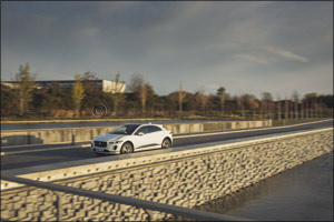 Jaguar Land Rover on Tour to Mark Two Years of Carbon Neutral Operations