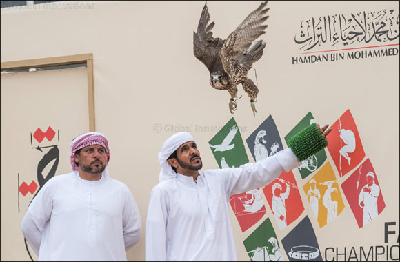 Jaguar Land Rover on Tour Sheikh Hamdan's Falcons Dominate Hurr Category in Fakhr Al Ajyal (Pride of the Generation) Championship for Falconry To Mark Two Years of Carbon Neutral O
