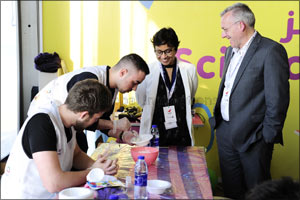 Abu Dhabi University Celebrates UAE Innovation Month