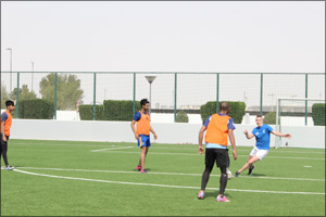 Qatar Finance and Business Academy Celebrates National Sports Day in Collaboration With College of N ...