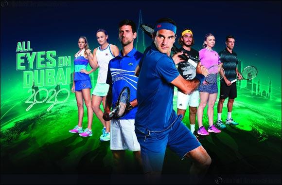 Tsitsipas Ready to Launch Another Bid for Dubai Duty Free Tennis Championships